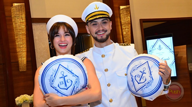 Billy Crawford and Coleen Garcia give an update on their upcoming wedding
