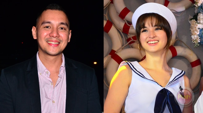 EXCLUSIVE: JB Magsaysay gives advice to stepdaughter Coleen Garcia