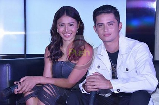 JaDine, sweet na sweet sa presscon para sa Revolution concert nila sa February 9, sa The Big Dome.