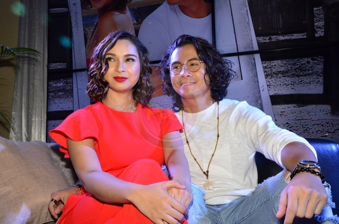 Ryza Cenon and JC Santos will star in the upcoming movie 'Mr. & Mrs. Cruz.' The film opens on Jan 24