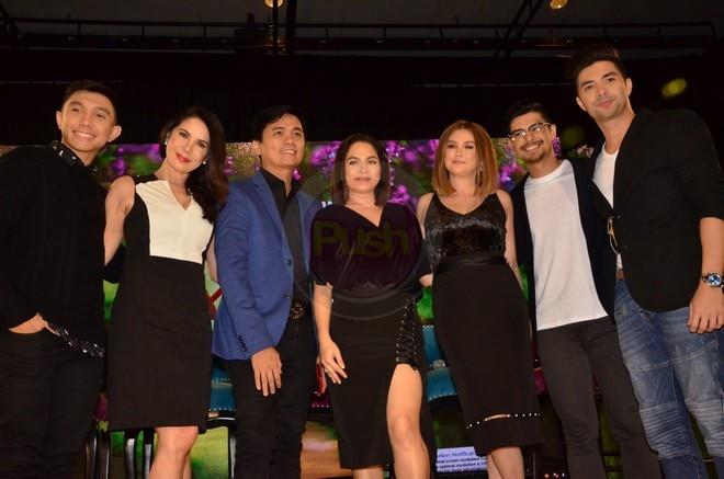 The movie stars Judy Ann Santos, Angelica Panganiban, JC de Vera and Joross Gamboa.