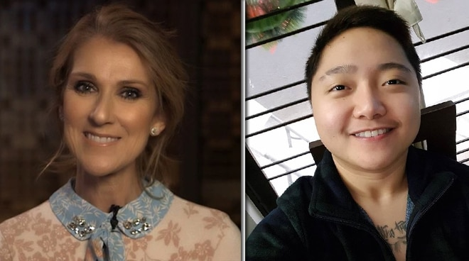 Celine Dion remembers her duet with Jake Zyrus