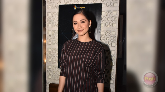 Maja Salvador admits dating a non-showbiz guy she is friends with for 15 years