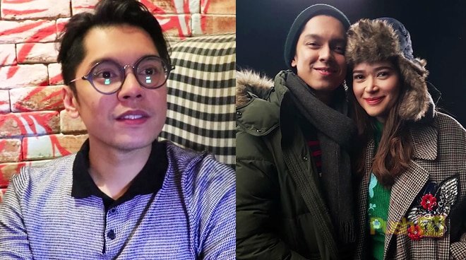 "Why Carlo Aquino finds Bela Padilla a ""charming"" girl"