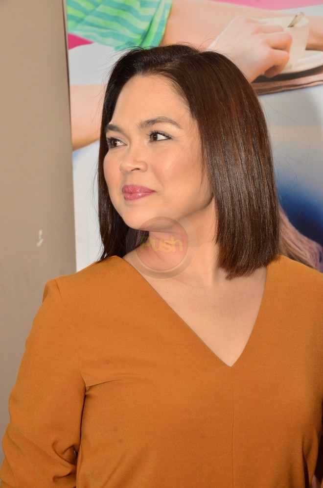 Judy Ann Santos and Angelica Panganiban are the stars of the movie 'Ang Dalawang Mrs. Reyes.'