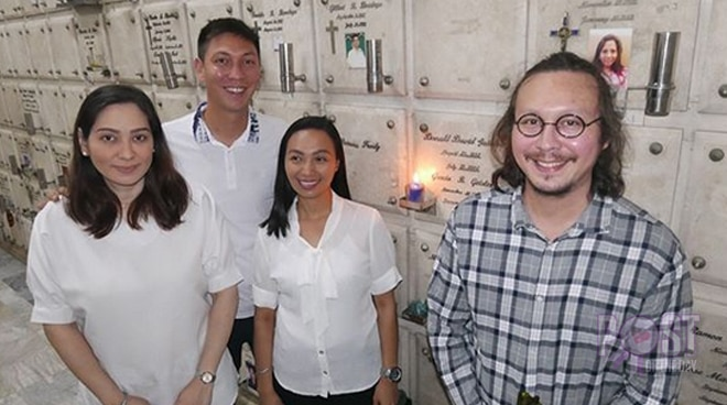 Baron Geisler remembers his mom on her first death anniversary