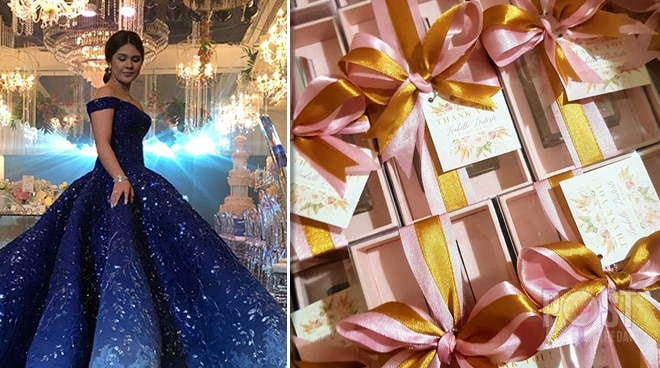 LOOK: Isabelle Duterte's lavish giveaways at her 18th birthday party