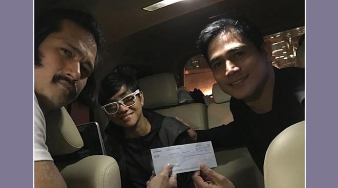 Piolo Pascual and Direk Joyce Bernal join Robin Padilla in Marawi