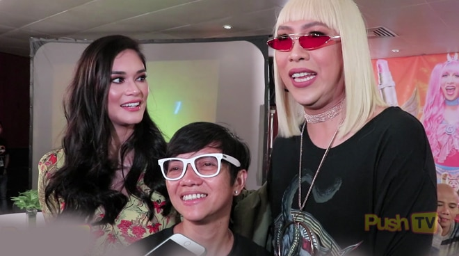 "Vice Ganda on the success of 'The Revenger Squad': ""parami ng parami ang taong napapasaya"""