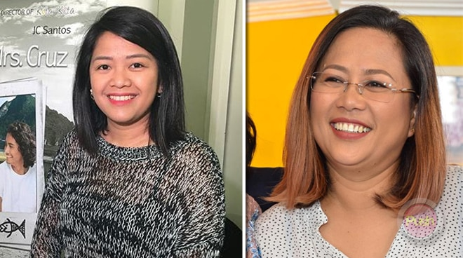 'Mr. and Mrs. Cruz' director Sigrid Bernardo, susunod ba sa yapak ni Cathy Garcia Molina?