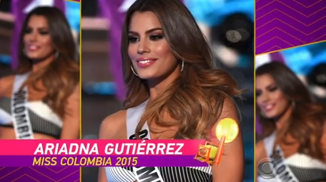 Miss Colombia Ariadna Gutierrez is new 'Big Brother' housemate