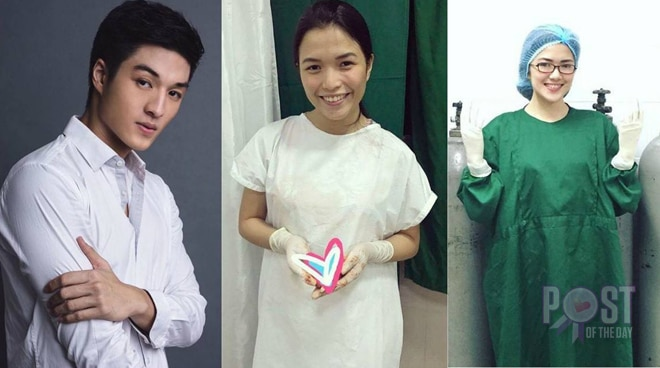 These former Pinoy Big Brother housemates are soon-to-be doctors