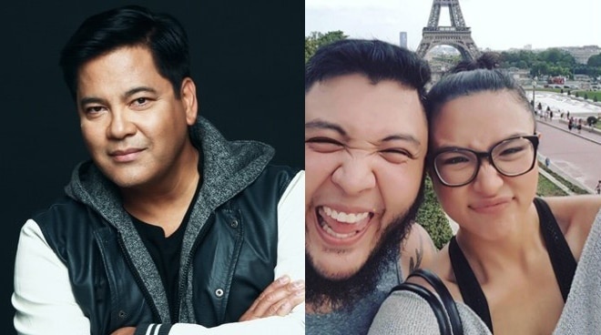 Is Martin Nievera ready to see his son Robin get married to Zia Quizon?