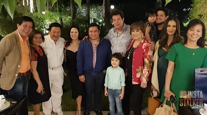 LOOK: Lots of family love at Eddie Gutierrez's 76th birthday bash