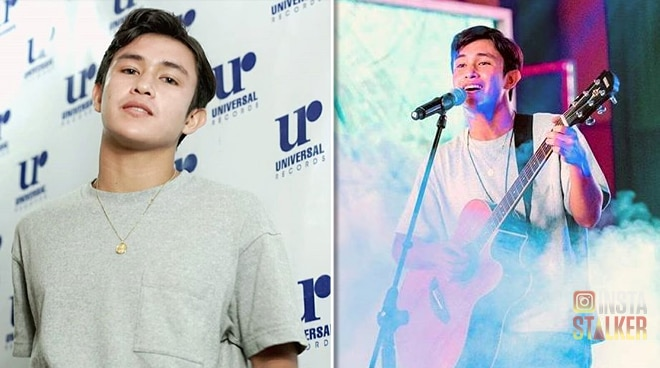 Christine Jacobs' son Paolo Sandejas in now a singer