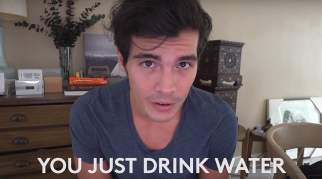 Erwan Heussaff inspires netizens with 7-day water fasting