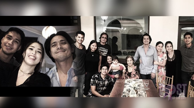 LOOK: Aljur Abrenica's family meets Kylie Padilla's family