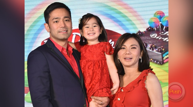 Vicki Belo on raising daughter Scarlet Snow: 'We don't want her to feel na star (siya)'