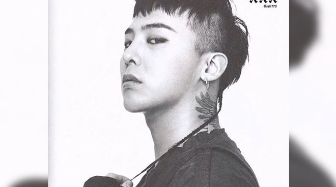 Big Bang's G-Dragon to enlist in Korean military this February