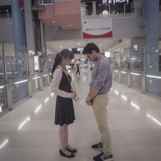 Wil Dasovich and Alodia Gosiengfiao
