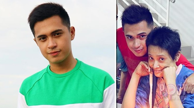 WATCH: Marlo Mortel writes emotional song for his mother