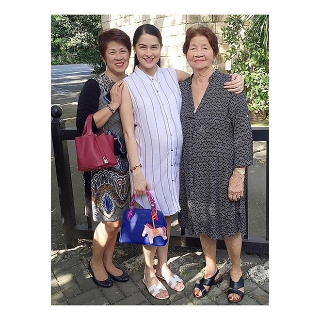 Image courtesy: @marianrivera on Instagram