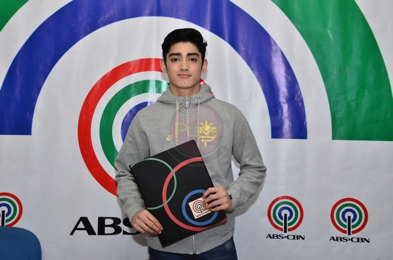 Patrick Quizon signed a contract with Star Music.