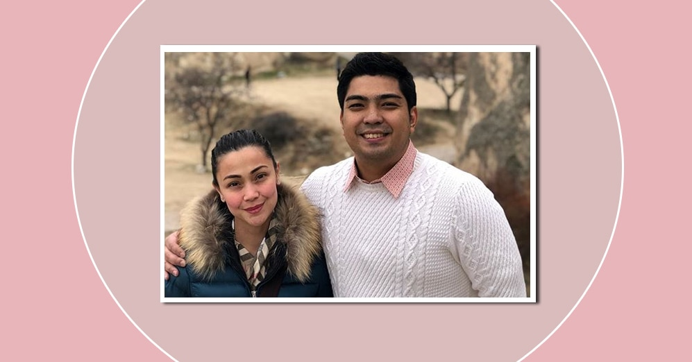 LOOK: Jolo Revilla reveals secret details of his relationship with Jodi Sta. Maria