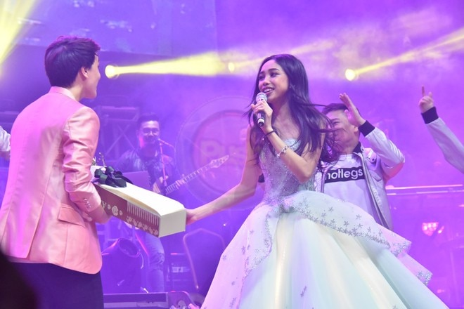 Maymay Entrata held her first concert 'The Dream: Maymay in Concert' at the Kia Theater on Feb 23
