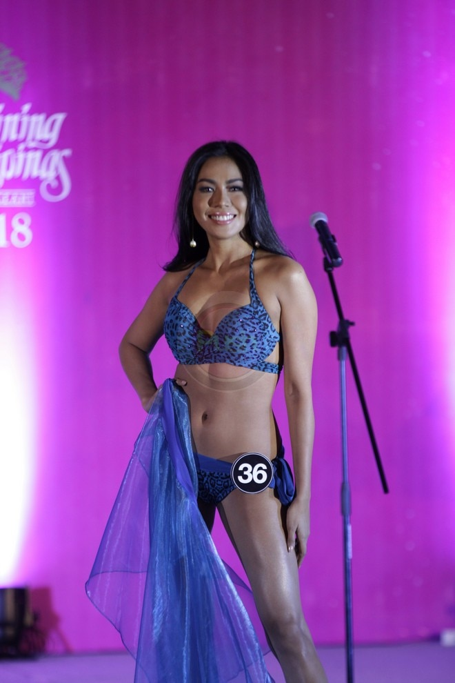 This year's Binibinis showed off their toned bods at the Bb Pilipinas 2018 press presentation