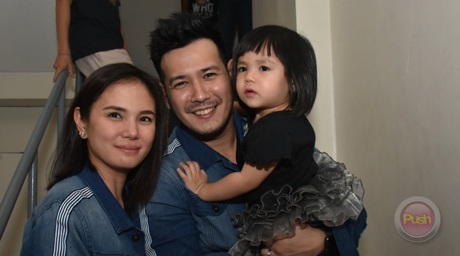 EXCLUSIVE: John Prats on plans for baby number two: 'I want three-straight babies'