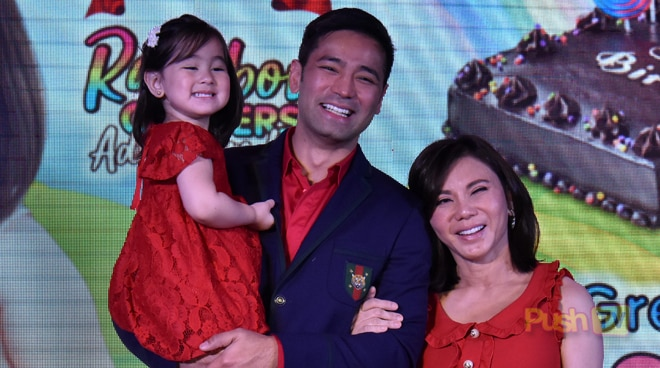 Why Vicki Belo doesn't want Scarlet Snow to wear fancy clothes