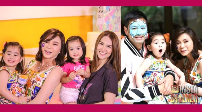Wow! It's 'rawr-ing' 3rd birthday for Scarlet Snow Belo