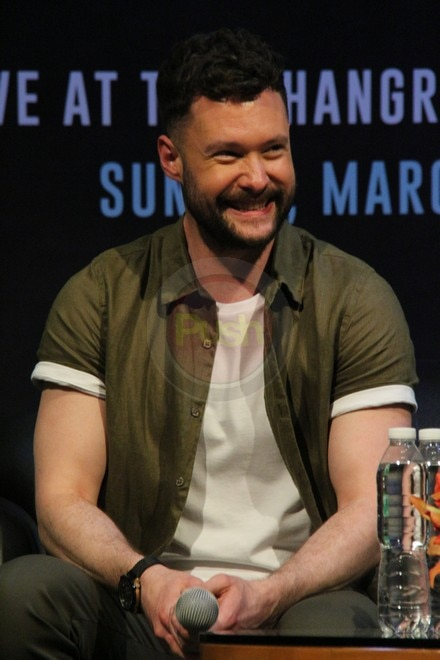 Calum Scott was in Manila last Sunday, March 4.