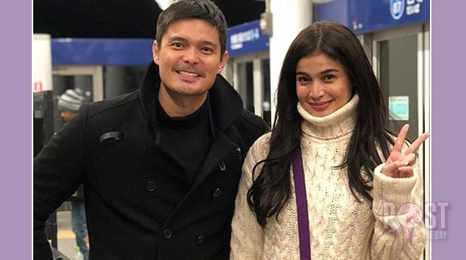Anne Curtis and Dingdong Dantes start filming their new ...