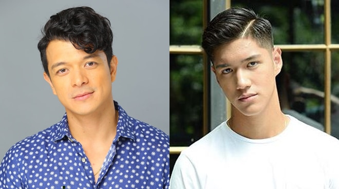 Is Jericho Rosales' son joining showbiz after high school?