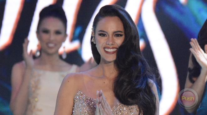 Buwelta ni Miss Universe Philippines Catriona Gray sa mga bashers: 'More love, more positivity'