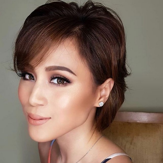 toni gonzaga hair style toni gonzaga hair wow toni gonzaga sports hair for 8283