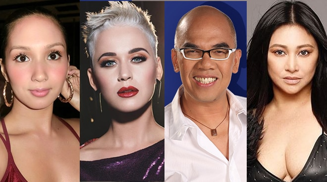 Roxanne Barcelo, Rufa Mae Quinto and Boy Abunda share what they love about Katy Perry