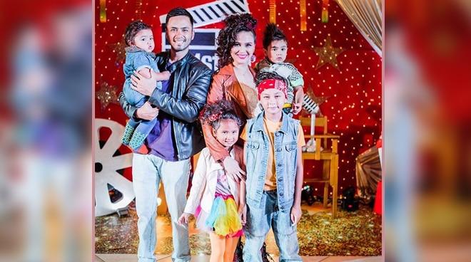 Meet Kristine Hermosa's four adorable children