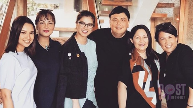 LOOK: Angel, Eula, Ryza, Janice and Maricel in one teleserye