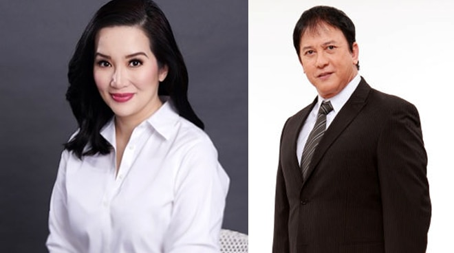 Why is Kris Aquino silent about Philip Salvador?