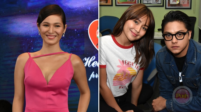 Barbie Imperial dismisses rumored rift between her and KathNiel