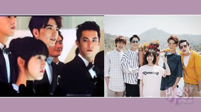 New Dao Ming Si star posts teaser of Meteor Garden 2018