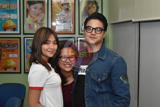 Kathryn Bernardo and Daniel Padilla gear up for their new project with Direk Cathy Garcia-Molina