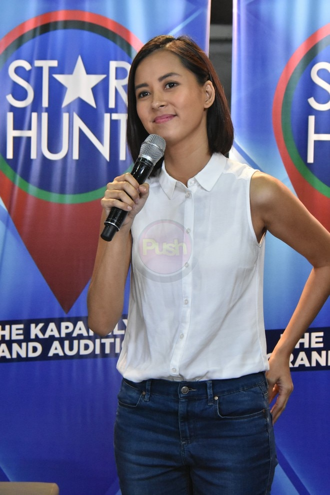 Check out who went to the biggest audition event of the Kapamilya network this year – the Star Hunt.