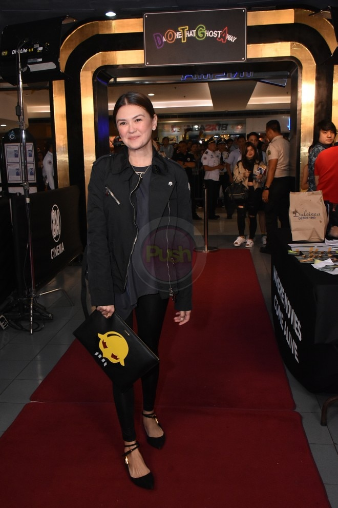 Da One That Got Away held their premiere night last April 17.