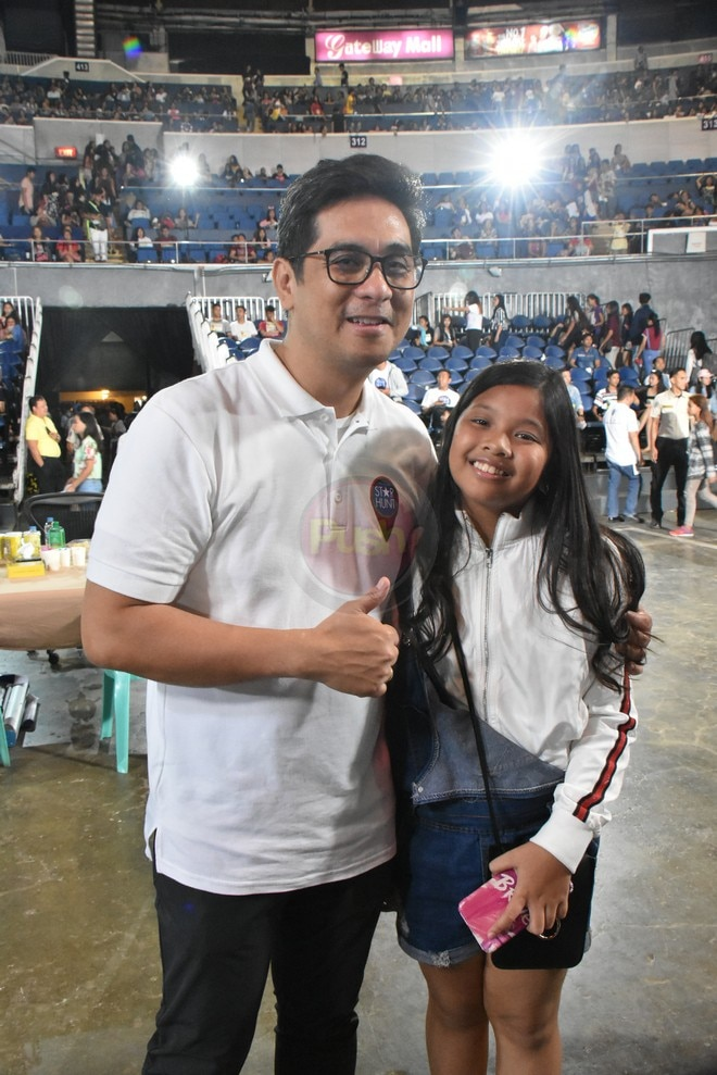 Check out who went to the biggest audition event of the Kapamilya network this y