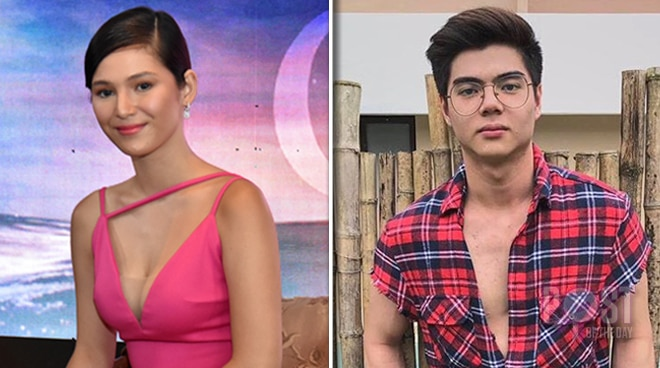 Paul Salas calls out reporter who asked Barbie Imperial if his parents like her