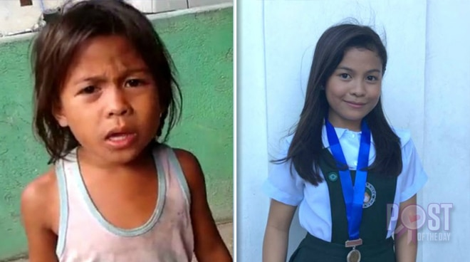 Nakakabilib! Lyca Gairanod receives medal on her recognition day